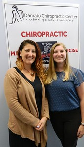 damato-chiropractic-center-in-newington-welcomes-two-new-members