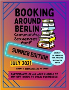 berlin-economic-development-officials-library-staff-join-forces-for-scavenger-hunt