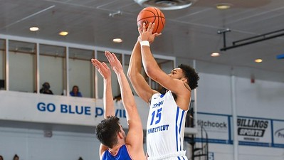 despite-careerhigh-20-points-from-coleman-central-connecticut-mens-basketball-loses-at-providence