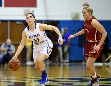 ccsu-womens-basketball-falls-to-albany-at-home-after-leading-entire-first-half