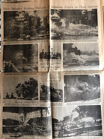 New Britain Herald - Piece of history found in Plainville WW2 vet's