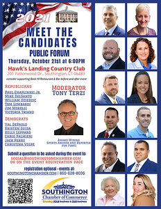 southington-chamber-holding-meet-the-candidates-event-inperson-at-hawks-landing