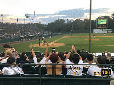 notebook-looking-at-the-new-britain-bees-first-week-of-games