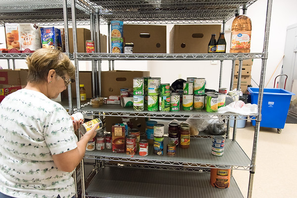 New Britain Herald Salvation Army food pantry sees spike in need