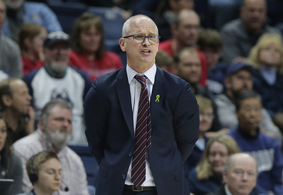 uconn-mens-basketball-coach-hurley-back-at-work-after-spinal-surgery