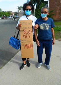 im-here-because-black-lives-matter-hundreds-march-chant-for-justice-in-newington-during-protest-of-george-floyd-killing