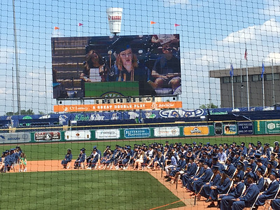 newington-highs-316-graduates-celebrate-for-first-time-ever-at-dunkin-donuts-park-for-graduation