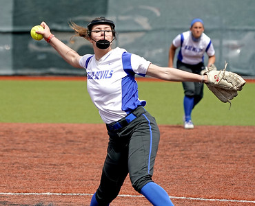 ccsu-softball-downs-bryant-twice-in-doubleheader