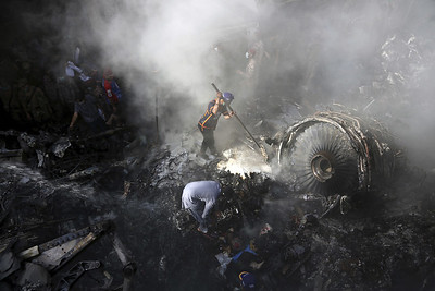 pakistan-jet-with-98-aboard-crashes-in-crowded-neighborhood