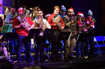horn-is-the-king-orchestras-biggest-brass-is-center-stage-at-tubachristmas-in-new-britain