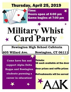 military-whist-at-newington-high-school-april-25