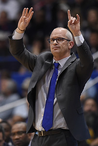 uconn-mens-basketball-coach-hurley-returning-to-new-jersey-with-huskies-for-911-benefit-game