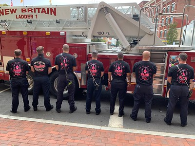 new-britain-fire-departments-holds-fundraiser-to-fight-against-breast-cancer