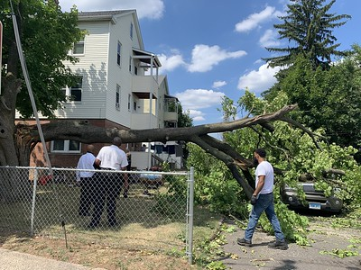 area-residents-continue-cleanup-efforts-as-connecticut-recovers-from-tropical-storm-isaias