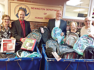 newington-rotary-delivers-school-supplies-to-towns-human-services-department