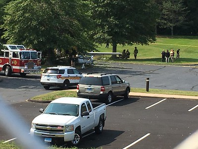plane-crashes-into-parking-lot-near-robertson-airport-in-plainville-with-video-of-the-actual-crash