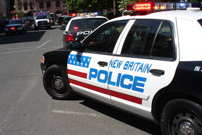new-britain-police-car
