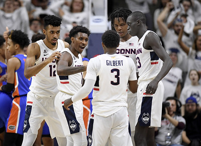 uconn-mens-basketball-gets-steady-solid-play-from-gilbert-in-win-over-miami-for-third-place-at-charleston-classic