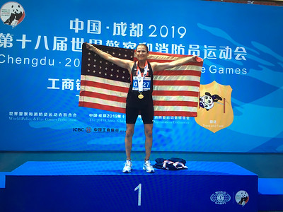 new-britains-kassey-honors-late-brother-wins-three-gold-medals-at-world-police-and-fire-games-in-china