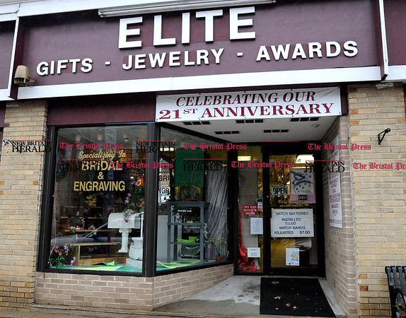 11/4/2010 Mike Orazzi | Staff Elite Gifts & Jewelry in Plainville for &quote;Focus on Plainville&quote;