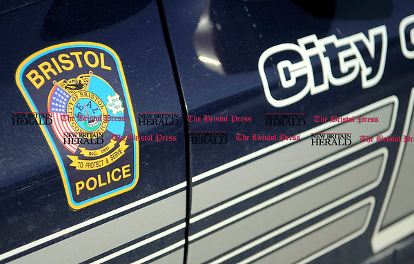 2/11/2011 Mike Orazzi | Staff A Bristol police car.