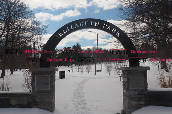 Submitted photo by TO Design. Elizabeth Park Arch.