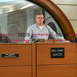 040517  Wesley Bunnell | Staff  The New Britain Committee of Administration, Finance and Law voted to table a resolution regarding salary adjustments for elected and appointed officials on W ...