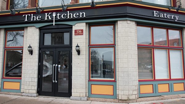 04/19/18 Wesley Bunnell | Staff Mofongo owner Vincent Placeres is set to open a new restaurant named The Kitchen which located at 136 Main St.