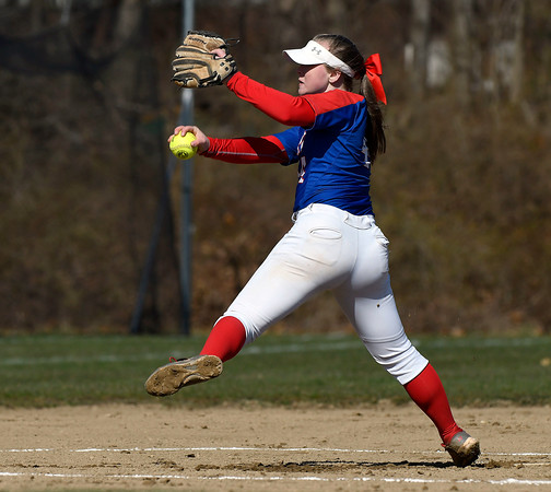 4/20/2018 Mike Orazzi   Staff St. Paul's Abby Poirot (44) Friday.