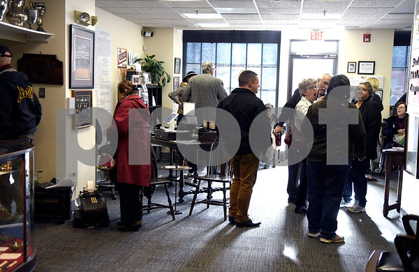 12/2/2017 Mike Orazzi | Staff The New Britain Industrial Museum Saturday morning during the grand opening.