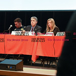 011117  Wesley Bunnell | Staff  Berlin High School held Discussion & Forum on Substance Abuse: In our Families and In our Community on Wednesday evening in the auditorium.  Mayor Mark Kaczyn ...