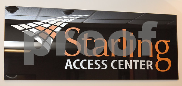 071317 Wesley Bunnell | Staff Starling Access celebrated the opening of its newest location at 505 Willard Ave in Newington.