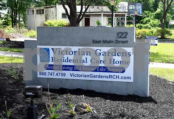 6/10/2017 Mike Orazzi | Staff Victorian Gardens in Plainville.
