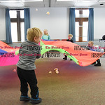 031617  Wesley Bunnell | Staff  Thursday's at the Berlin-Peck Library feature Bookworms which is a free program targeting children 3-5 years old. The program helps teach independence and a l ...