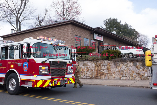 030317 Wesley Bunnell   Staff A fire broke out on Friday March 3 at the Big Daddy 2 Laundromat at 145 Stanley St.