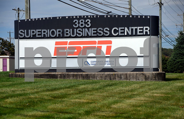 10/10/2017 Mike Orazzi | Staff The ESPN North Campus in Bristol.