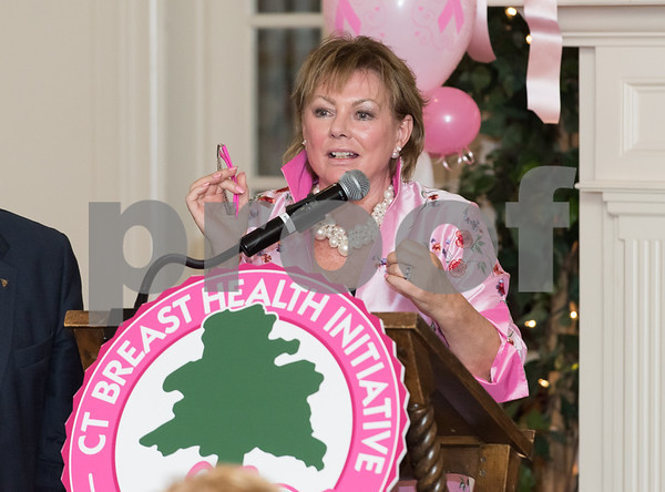 10/12/17 Wesley Bunnell   Staff The CT Breast Health Initiative, Inc. presented research and education awards, recognition of sponsors and volunteers of distinction on Thursday evening at Shuttle Meadow Country Club. President of the CT Breast Health Initiative Joyce G. Bray.