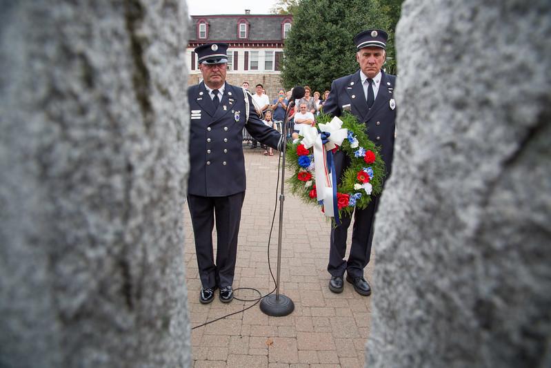 Plantsville 911 memorial