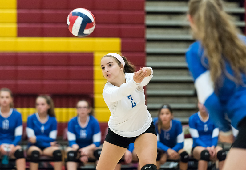 Plainville girls volleyball