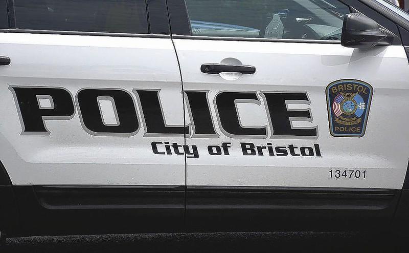 Bristol police cruiser