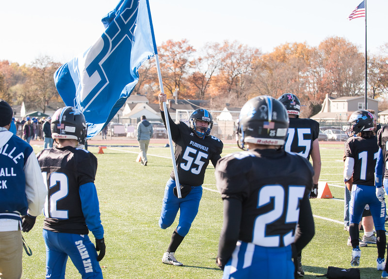 Plainville Thanksgiving football 11-23-17