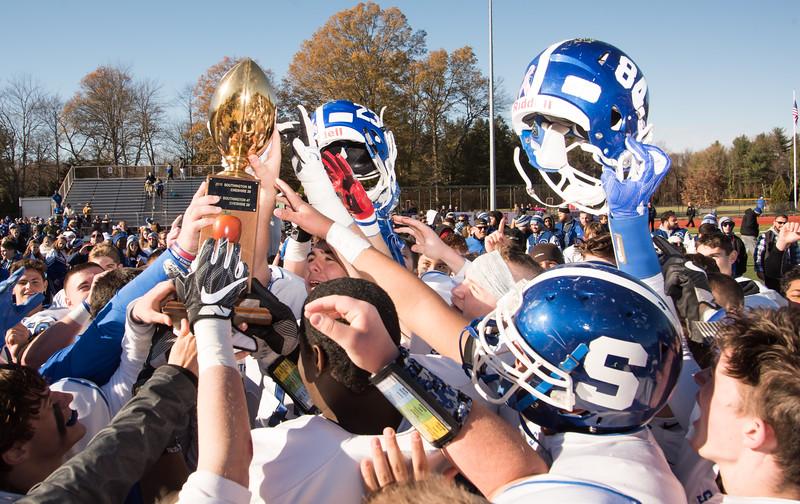 Southington Thanksgiving football 11-23-17