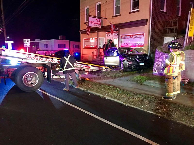 Terryville crash