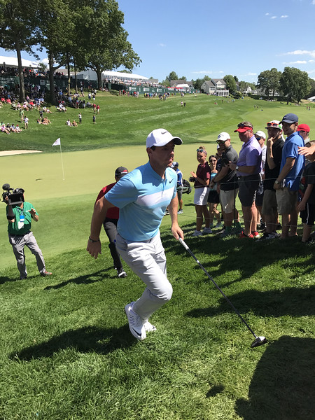 Rory at Travelers