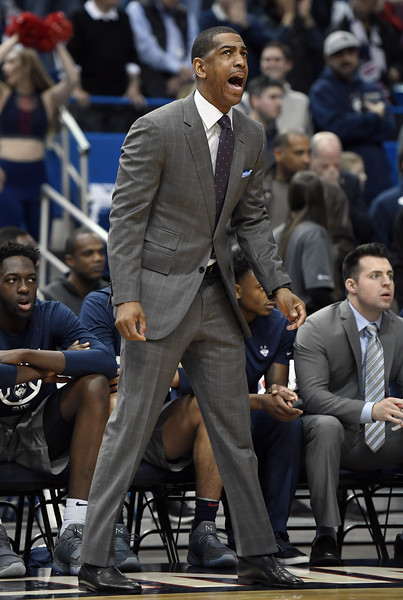 Kevin Ollie 1-22-18
