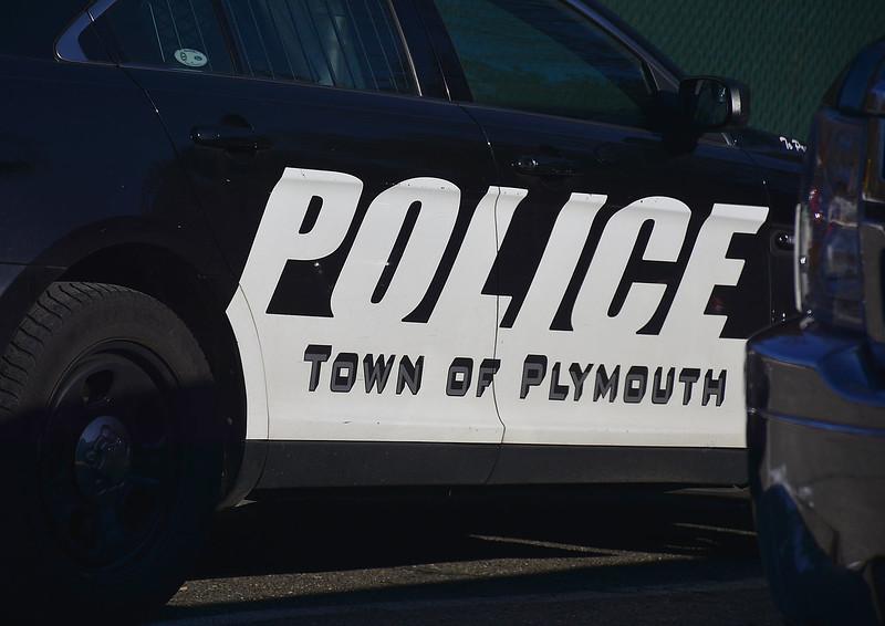 Plymouth police car_022318