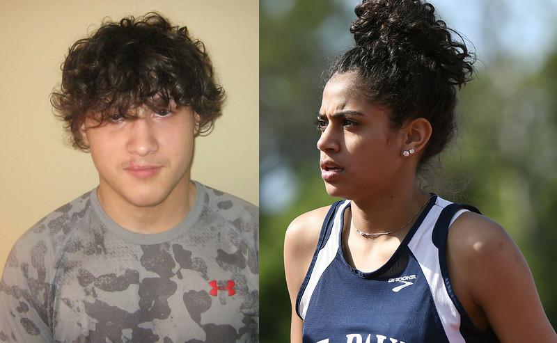 Trinidad Gonzalez and Aidrianna Lopez 3-5-18