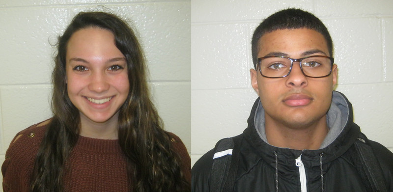 Carissa Ouellette and Isaiah Miller 3-12-18