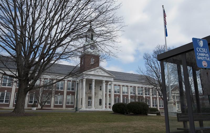 CCSU Building (2)