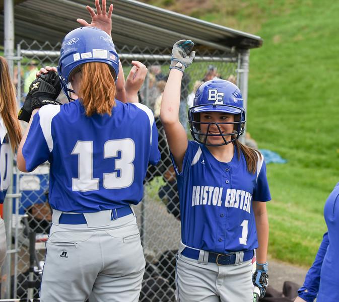 Taylor Keegan and Erin Girard 4-16-18